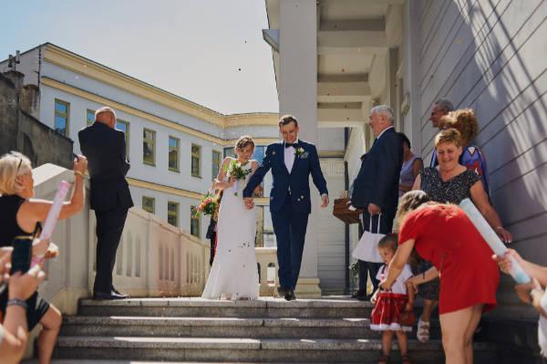 USC Katowice, ślub cywilny Katowice